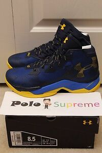 Under Armour Curry 2.5 DubNation MVP Champion Worriers Limited All Size In Hnad