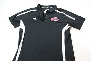 Women's Adidas Southern Utah University Football Embroidered POLO SHIRT Medium P