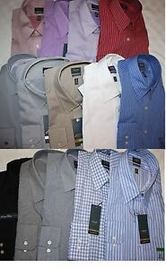 Arrow Classic Fit Mens Shirts NWT Many New Styles Sizes and Colors $12.00