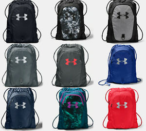 Under Armour Undeniable 2.0 Sackpack Drawstring Backpack Sack Pack Sport Gym Bag $26.99