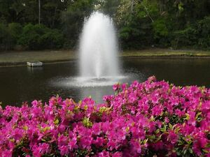 Kasco® 3.1JF and 3.3JF Series  -  3HP Decorative Fountains