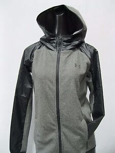 Under Armour Women's ColdGear® Infrared Full Zip- Black- Large - #1291817 -NWT!