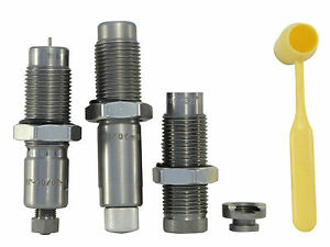 NW LEE PACESETTER 3 DIE SET 300 AAC Blackout WITH SHELL HOLDER+CRIMP 90575