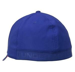 NEW Men's Headline Stretch Fit Cap Cobalt LargeX-Large By Under Armour