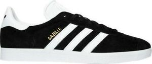 Men's adidas Gazelle Sport Pack Casual Shoes BlackWhite BB5476 BLK