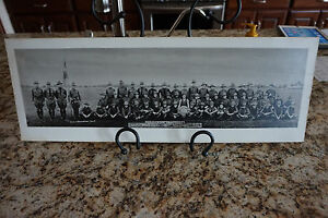 ANTIQUE Yard Long 24 inch by 9 inches 1924 Camp Douglas WI $199.00