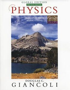 Physics: Principles with Applications 7th Edition Standalone book by Gian? $34.90