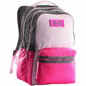 Under Armour - Under Armour Women's Backpack - 1258454-634 - PinkCharcoal