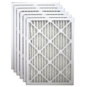 1quot; Filters Fast Allergen Air and Furnace Filters MERV 11 6 Pack Made in America
