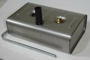 Tanks Inc. Universal Stainless Steel Fuel Tank w 2