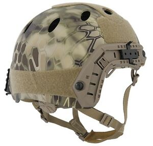 CA-725H: Lancer Tactical HELMET PJ TYPE (COLOR: HLD) (LRGXL)