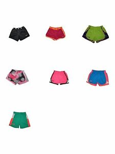 Girl Lot 7pr Under Armour Nike Athletic Running Dri Fit Pink Shorts Size 6 6X XS