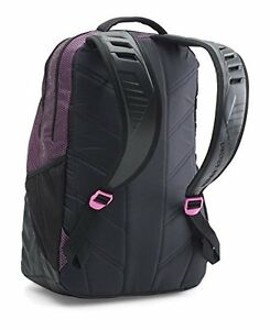 NEW Under Armour Storm Recruit Backpack Imported Verve VioletBlack One Size