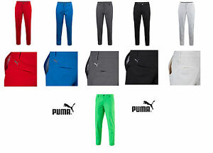 New Puma Tailored Tech Golf Pants Choose-Color- Size-Free Shipping