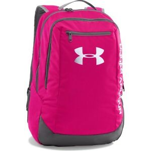 Under Armour Hustle Ldwr Mens Rucksack - Tropic Pink One Size