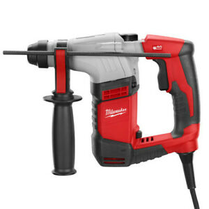 Milwaukee 5 8 in. SDS Plus 5.5 Amp Rotary Hammer Kit 5263 81 Recon