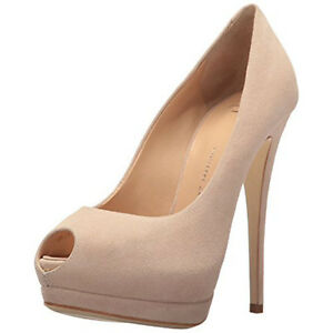 Giuseppe Zanotti Womens E76030 Dress Pump Flesh 7.5 M US Sale