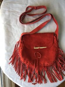 New Red Possible Bag