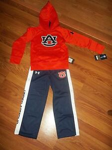 Boys Youth Size 5 UNDER ARMOUR Hoodie and UNDER ARMOUR Pants NWT VERY CUTE