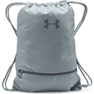 Under Armour Team Sackpack Mens Bag Gym - Steel One Size