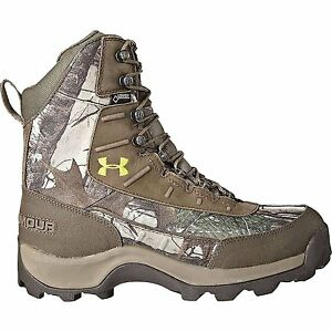 Under Armour UA Brow Tine 800 Boot - Mens Mossy Oak Treestand  Timber 12