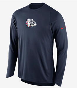 Limited Edition Nike Dri-FIT 2017 Gonzaga Bulldog Basketball Elite Shooter Shirt