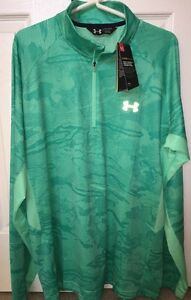 NWT Men's Under Armour Loose Long Sleeve Top Size XL MSRP $64