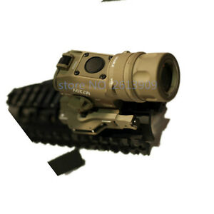 Hot Sale Tactical M720V Flashlight Strobe  Upgraded Version
