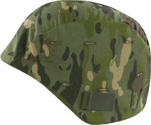 Tactical Helmet Cover - TRU-SPEC 5974 - MICH Multicam TROPIC Nyco Ripstop