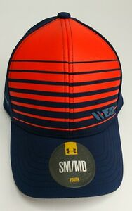 Under Armour UA Golf Hat Youth SMMD Storm Water Resistant Fitted New