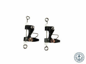 2 Release Clips Boating amp; Fishing for Kite Outriggers Downriggers