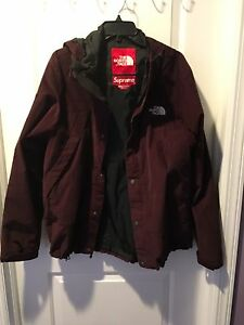 Supreme The North Face Shell Corduroy Jacket XL