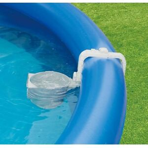 Surface Skimmer for Summer Waves Above Ground Pools