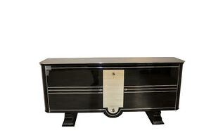 Rare Art Deco Sideboard with an Exclusive Design