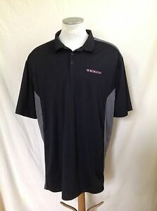 Men's NIKE DRI FIT DRY TEXAS TEXAN GOLF Shirt size XXXL 3XL