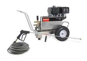 Dayton 3800 psi 3.7 gpm Cold Water Gas Pressure Washer 20KC10