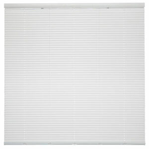 One Touch Mini Blinds- White- Free Shipping