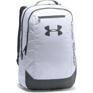 Under Armour Hustle Ldwr Mens Rucksack - White One Size