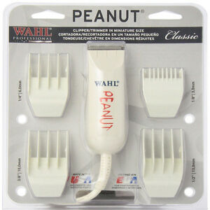 WAHL PROFESSIONAL PEANUT Palm Size Hair Trimmer Clipper 8685