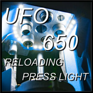 UFO 650 Reloading Press LED Light Kit for Dillon XL650