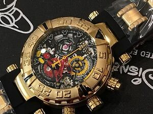 22734 Invicta Disney® Reserve 47mm Subaqua Noma I Ltd Ed Swiss Quartz Watch