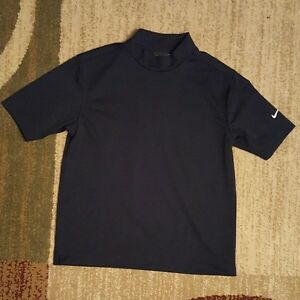 NEW NIKE GOLF DRY FIT Boys Polo Shirt Size (small 8)