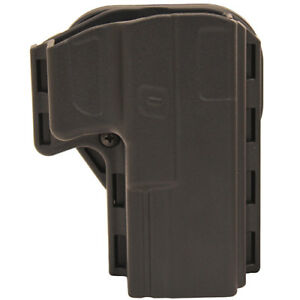 Uncle Mikes Competition Reflex Holster Size 21 Black Right Hand 74217