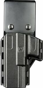 Uncle Mikes Competition Reflex Holster Size 09 Black Left Hand 74099