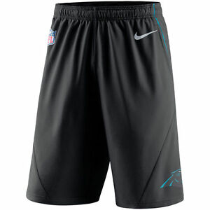 Limited Nike Dri-FIT 2017 NFL Carolina Panthers Fly XL 5.0 Player Issue Shorts
