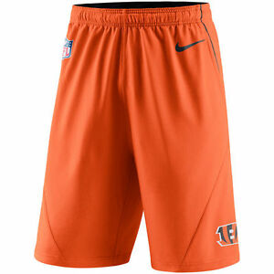 Limited Nike Dri-FIT 2017 NFL Cincinnati Bengals Fly XL 5.0 Player Issue Shorts
