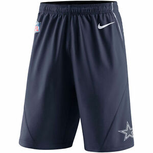 Limited Nike Dri-FIT 2017 NFL Dallas Cowboys Fly XL 5.0 Player Issue Shorts NWT