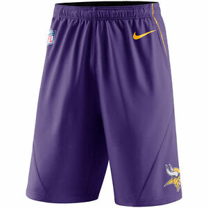 Limited Nike Dri-FIT 2017 NFL Minnesota Vikings Fly XL 5.0 Player Issue Shorts