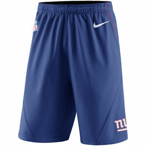 Limited Nike Dri-FIT 2017 NFL New York Giants Fly XL 5.0 Player Issue Shorts NWT