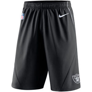 Limited Nike Dri-FIT 2017 NFL Oakland Raiders Fly XL 5.0 Player Issue Shorts NWT